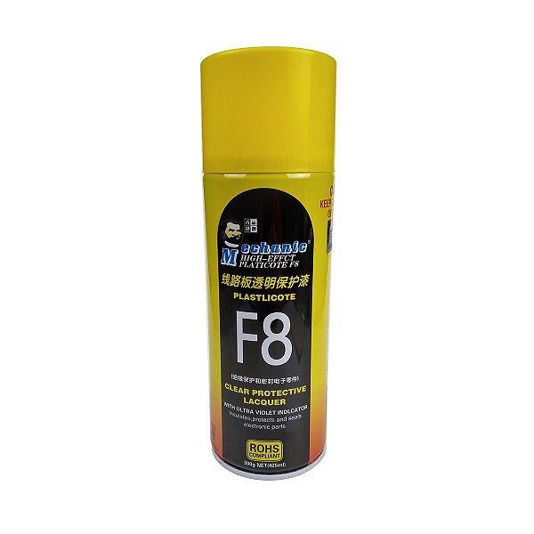 Verniz para proteção de isolamento Mechanic F8 425ml