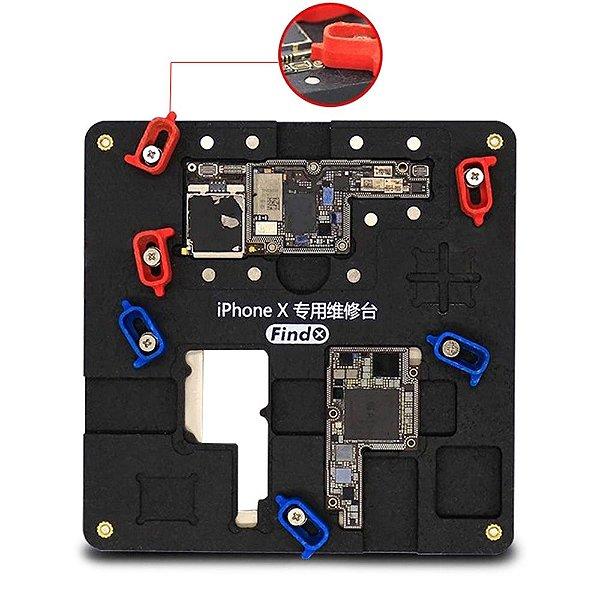 Suporte de Placa iPhone X  Find X