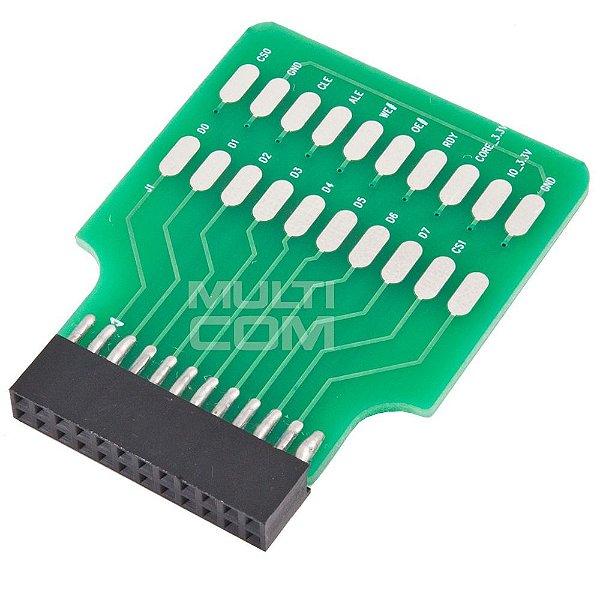 Adaptador  ISP Socket EMMC JTAG