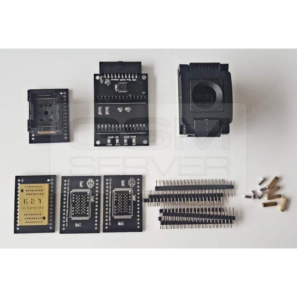 Kit Adaptador Nand Z3X Easy-Jtag Plus