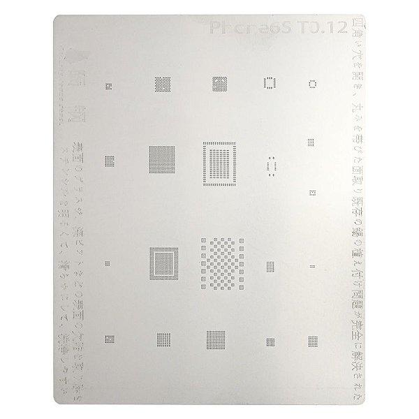 Stencil BGA iPhone 6S TO.12