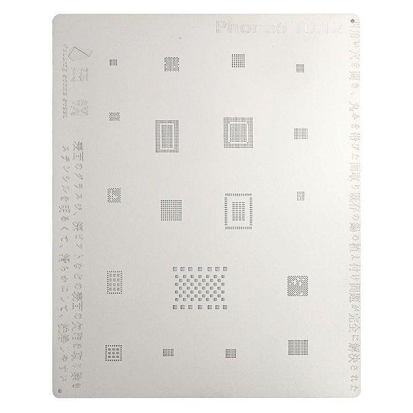 Stencil BGA iPhone 6 TO.12