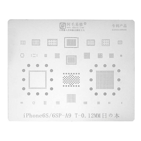 Stencil A9 iPhone 6S 6S Plus Amaoe