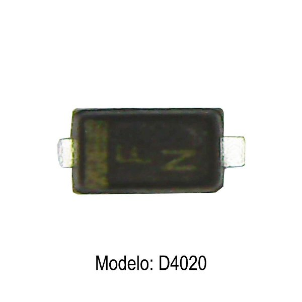 Diodo D4020 iPhone 6S 6S Plus