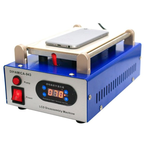 Maquina de Separar Lcd Dinamica 943 220v