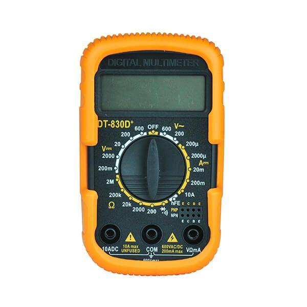 Multimetro Digital DT-830D+