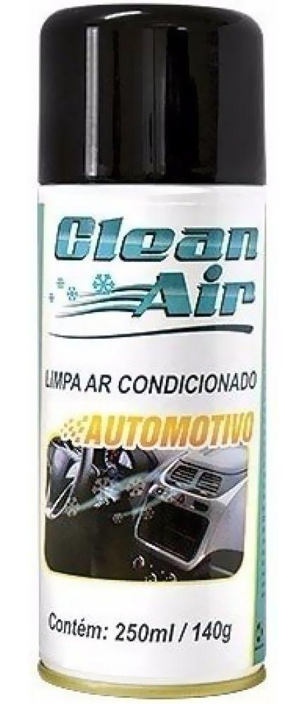 Limpa Ar Condicionado Automotivo Implastec 250ml