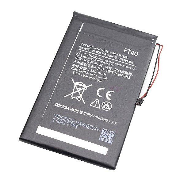 Bateria Motorola Xt1506 Xt1514 Xt1523 FT40 Moto E2