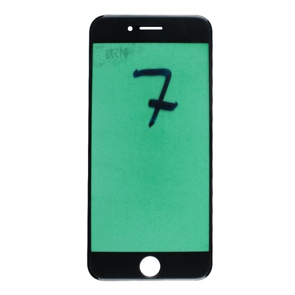 Vidro Frontal iPhone 7 4.7 Preto
