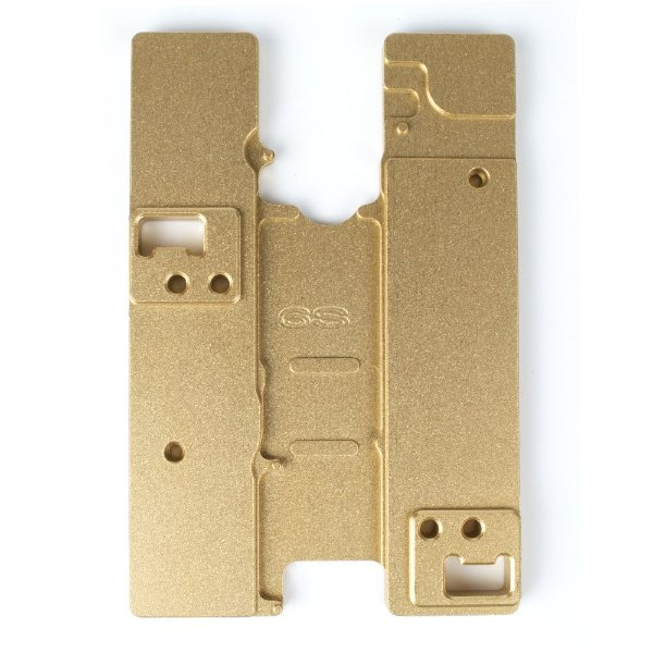 Adaptador De Teste Nand Iphone 6S 6Sp 7 7P Wozniak Gold