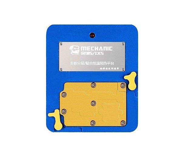 Plataforma Soldagem iPhone X IX5 Mini Termostato Mechanic