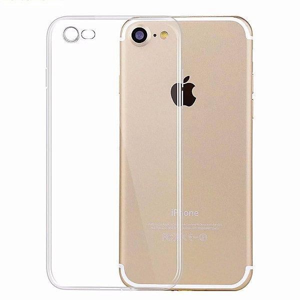 Capa Ultrafina iPhone 7 8 4.7 Transparente