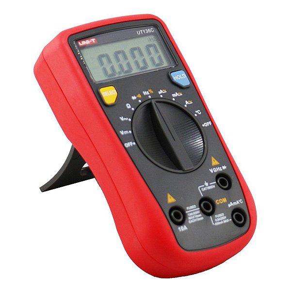 Multimetro Digital Uni-t UT136C  136C