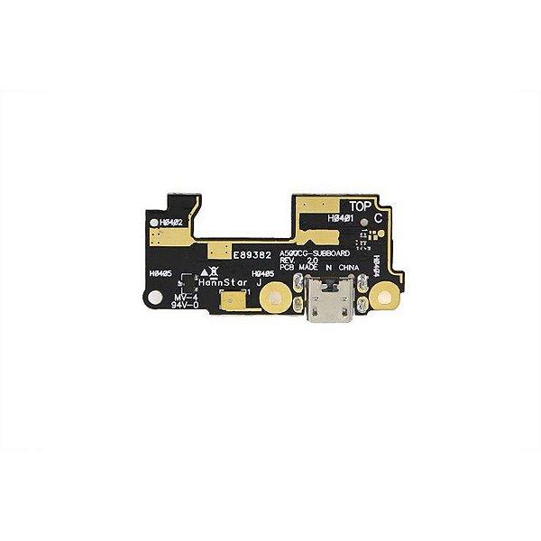 Flex Conector de carga zenfone 5