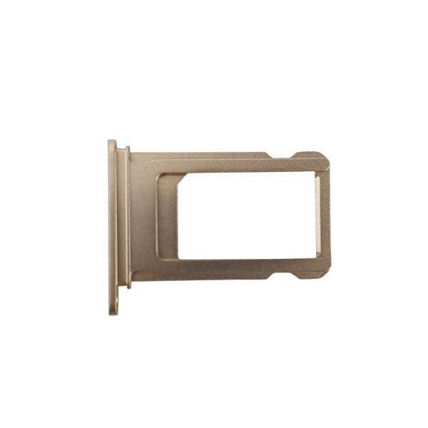 Gaveta chip iphone 7g plus dourada