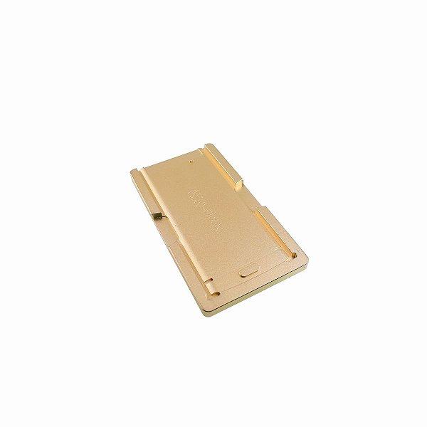 Molde Aluminio Laminação OCA Reparação LCD Samsung S6 Edge + G9280