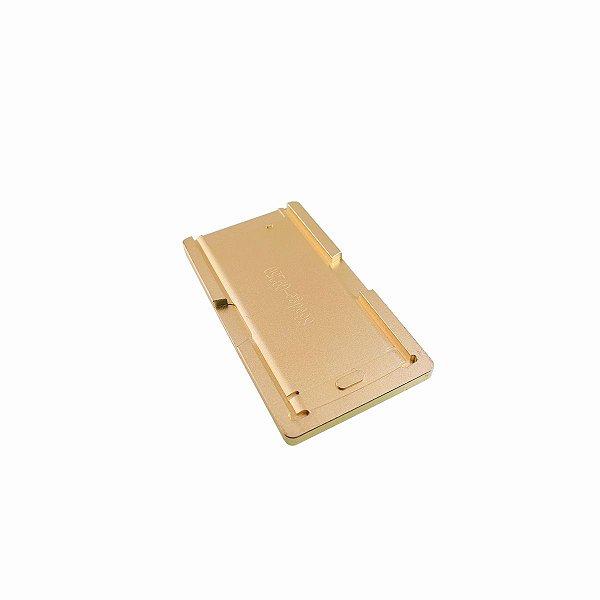 Molde Aluminio Laminação OCA Reparação LCD Samsung S6 Edge G9250