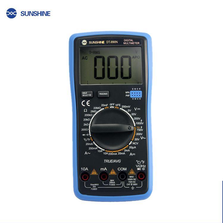 Multimetro Digital Sunshine DT-890N