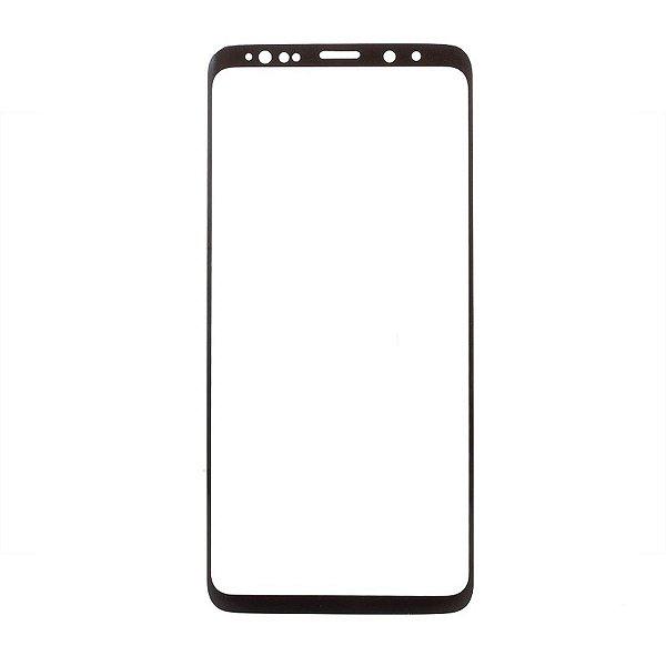 Vidro Frontal Samsung S9 Plus AAA Preto