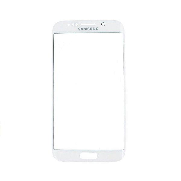 Vidro Frontal Samsung S7 Edge Original Branco