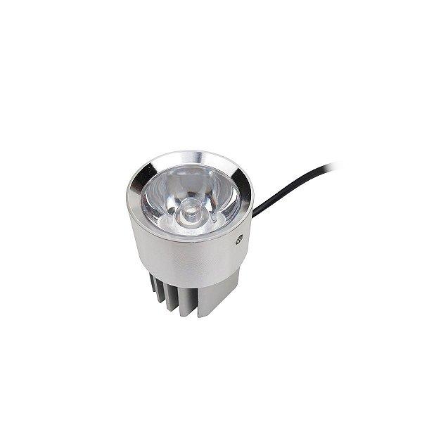 Mini Lampada usb Luz Uv 3w com interruptor