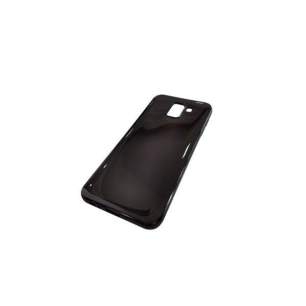 Capa Ultrafina Samsung J6 Preta