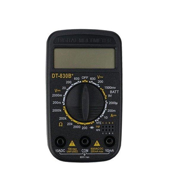 Multimetro Digital DT-830B+