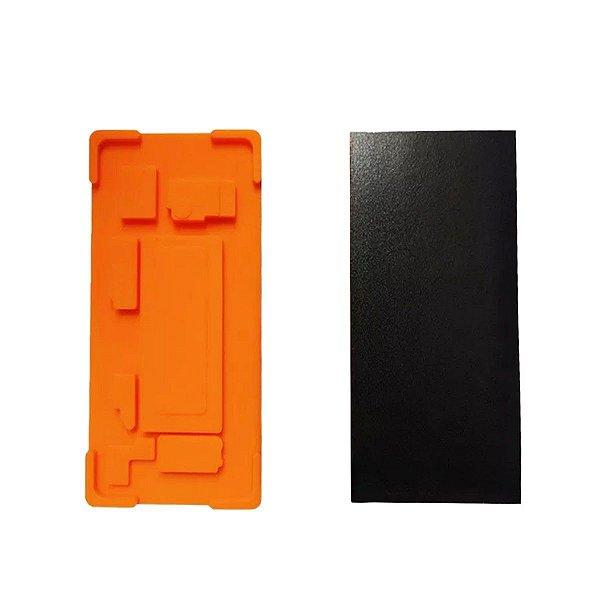 Molde Flexivel G955 S8 Plus para Laminação de Tela
