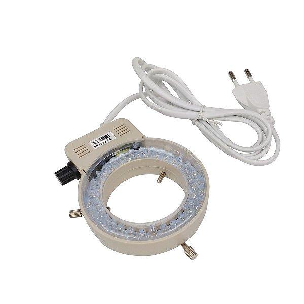Lampada para Microscopio RL-600 LED 60000LM Ajustável Bivolt
