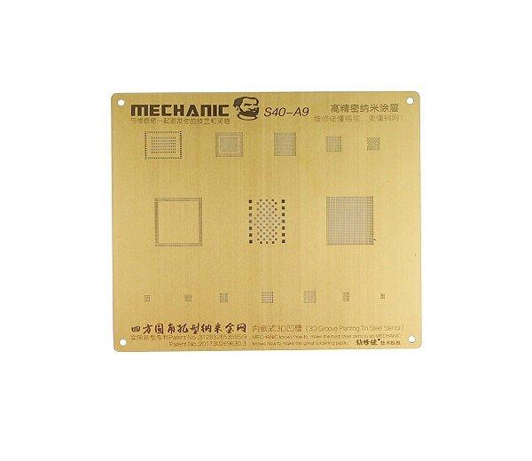 Stencil Bga 3D Mechanic A9 S40 compativel iPhone 6S