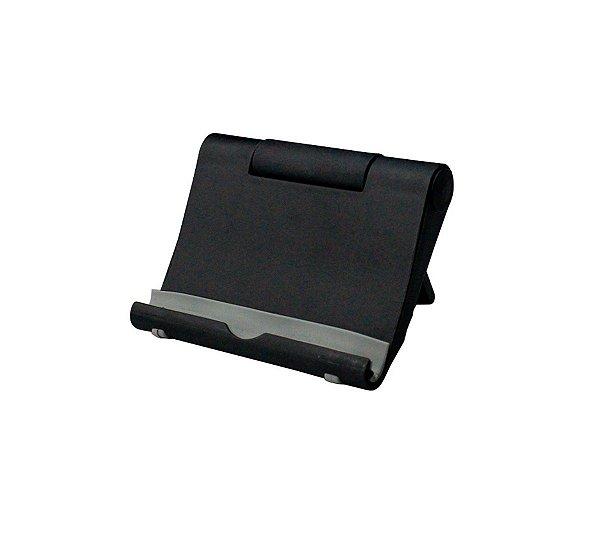 Suporte de Mesa para Celular Tablet s059 Preto