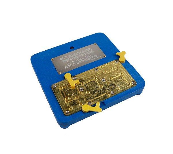 Plataforma Soldagem iPhone X Xs Xs Max IX5 Pro Termostato Mechanic