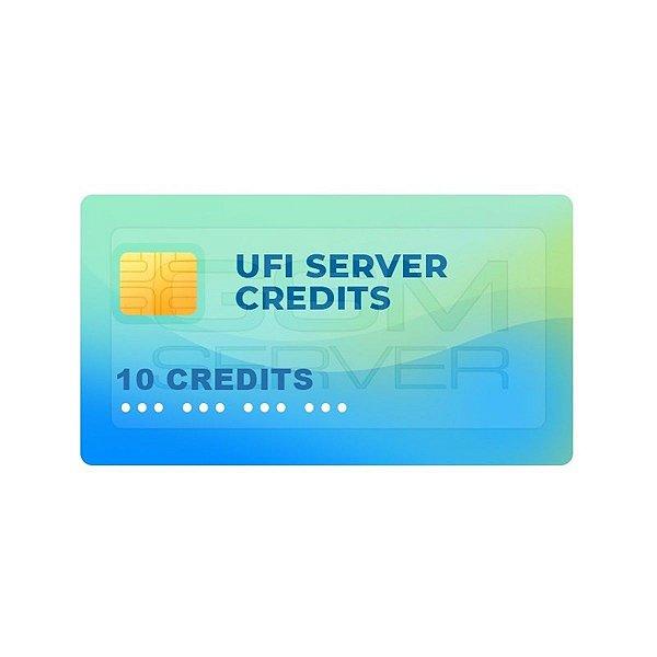Pacote De 10 Créditos para UFI