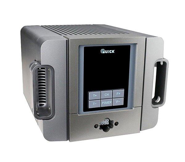 Estação de Retrabalho Ajustavel Digital Quick TR 1300A 220V
