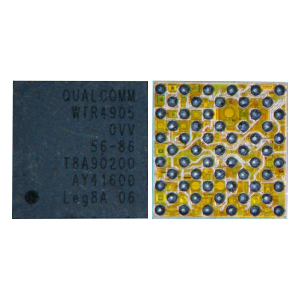 Ci Qualcomm WTR4905 RF Transceiver