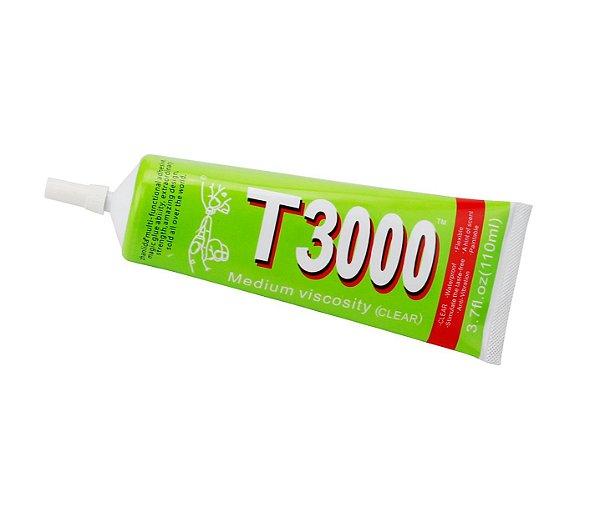 Cola Profissional T3000 Zhanlida 110ml Incolor