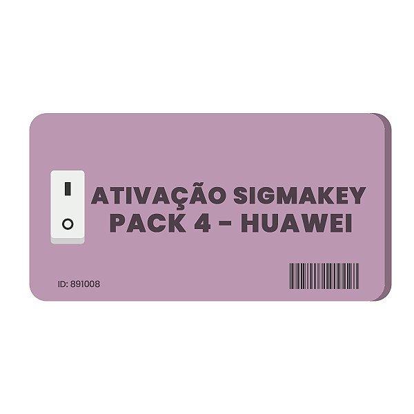 Ativação do Sigma Pack 4
