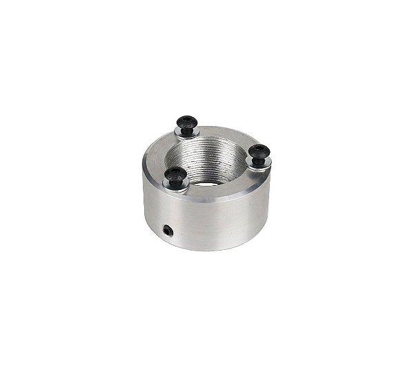 Adaptador 3 Pinos para Haste de Microscopio 28mm