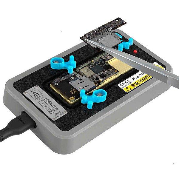 Plataforma de Aquecimento Qianli Mega Idea  JP 19 iPhone X XS XS MAX