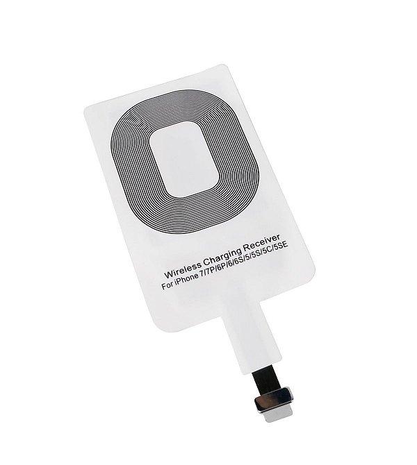 Adaptador Ligthning para Carregamento sem fio para IPhone