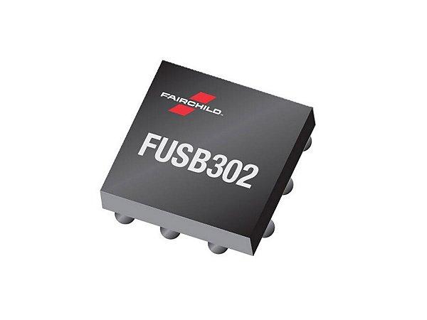 IC USB TYPE C FUSB302BUCX