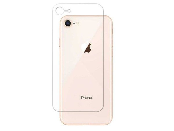Pelicula Traseira Protetora Vidro Anti Choque iPhone 7