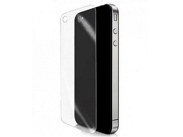 Pelicula Traseira Protetora Vidro Anti Choque iPhone 4