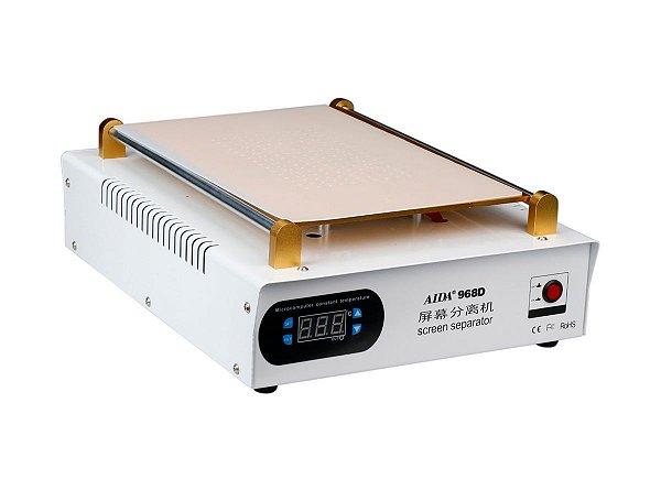 Maquina de Separar Lcd Vacuo Tablet Ipad 14 Polegadas Aida 968 220v