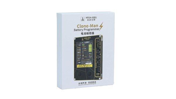 Programador Bateria iPhone Clone Man Mega Idea