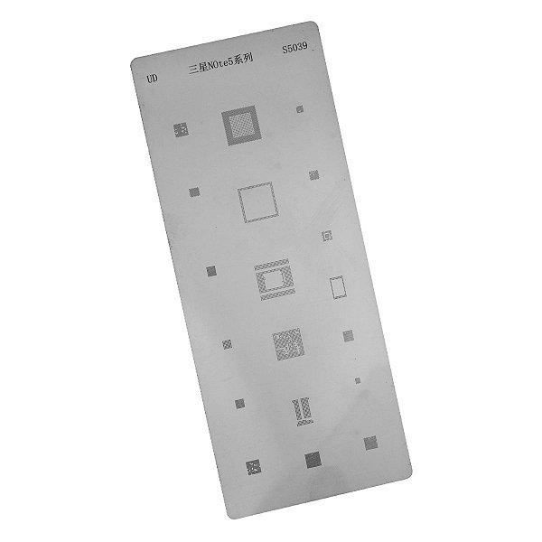Stencil UD Samsung Note 5 S5039
