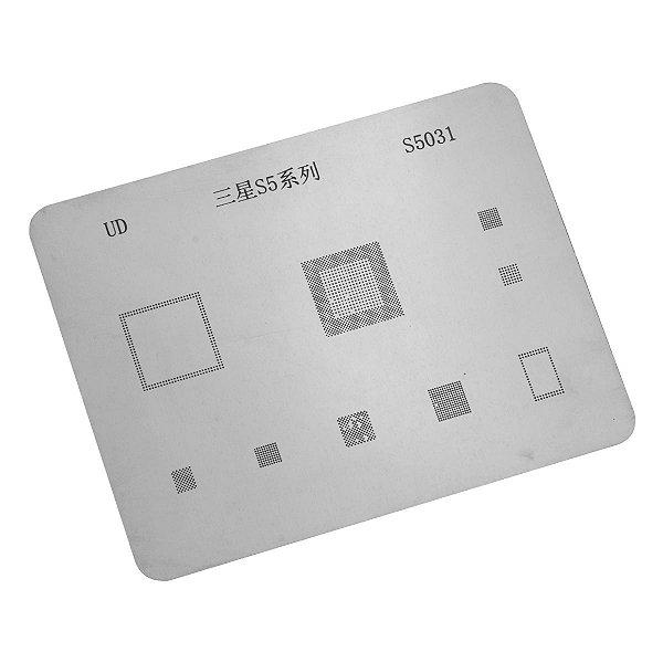 Stencil UD Samsung S5 S5031