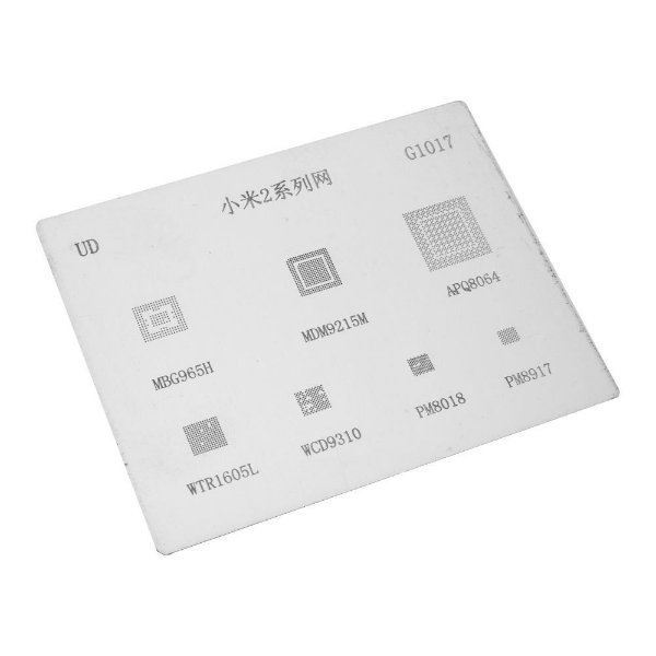 Stencil Xiaomi G1017