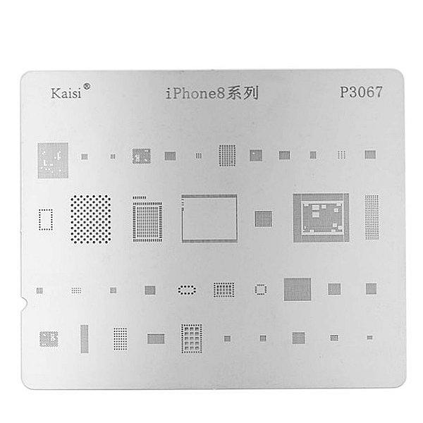 Stencil para Reballing E Bga Iphone 8 P3067