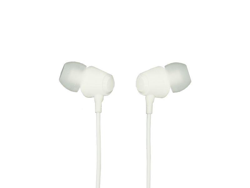Fone De Ouvido P2 PEG G4 Stereo Sound Branco
